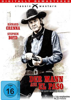 Der Mann aus El Paso DVD