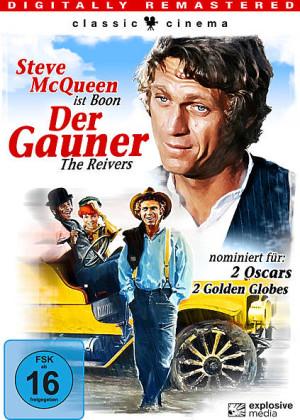 Der Gauner DVD