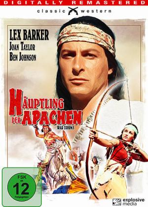 Häuptling der Apachen DVD