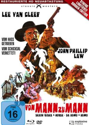Von Mann zu Mann  BluRay Explosive Media
