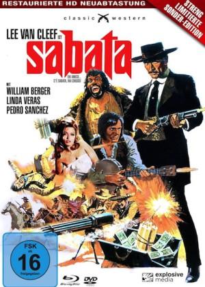 Sabata BluRay Explosive Media