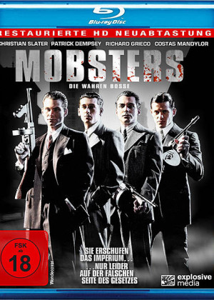Mobsters BluRay