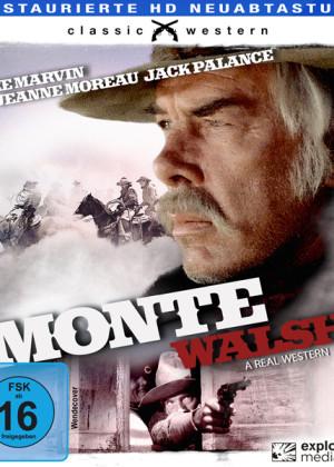 Monte Walsh BluRay