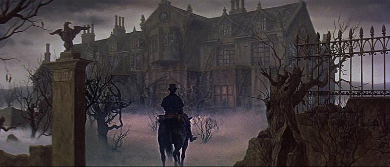 Die Verfluchten Der Untergang des Hauses Usher BluRay