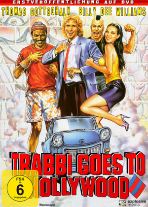 Trabbi Goes to Hollywood DVD