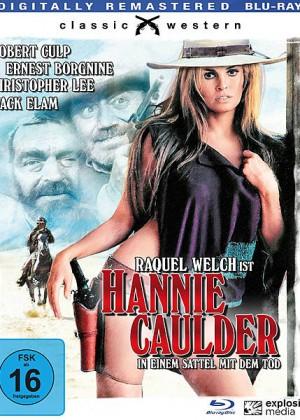 Hannie Caulder Bluray Explosive Media