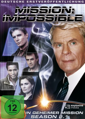 Mission Impossible 2.1 Explosive Media DVD