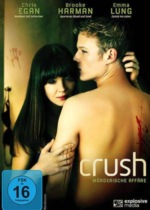 Crush DVD