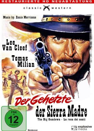 Der Gehetzte der Sierra Madre DVD