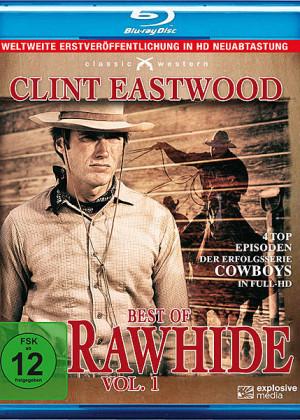 Best of Rawhide Vol1 BluRay