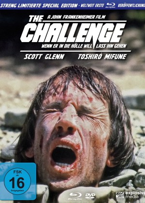 The Challenge BluRay DVD