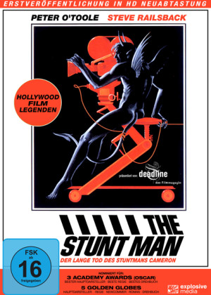 The Stuntman DVD