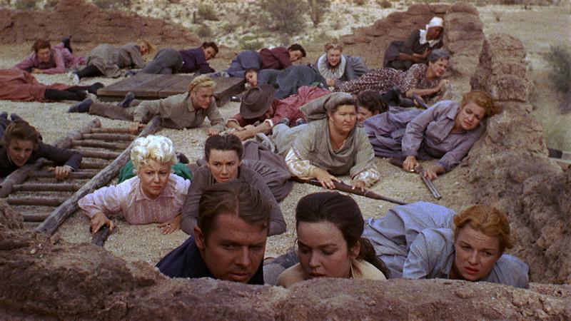 Das Fort Der Mutigen Frauen