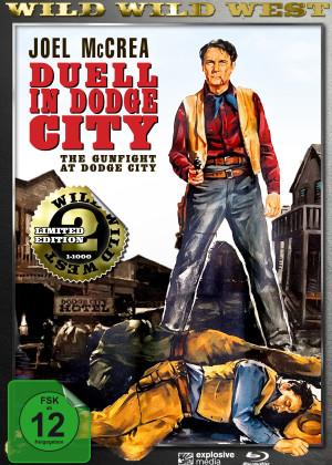 Wild Wild West # 2 – Duell in Dodge City (Drauf und dran) (Limited Collector's Edition BluRay/DVD)