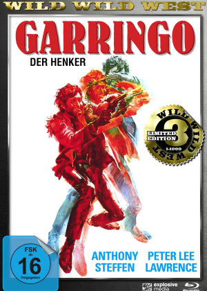 Garringo BluRay DVD