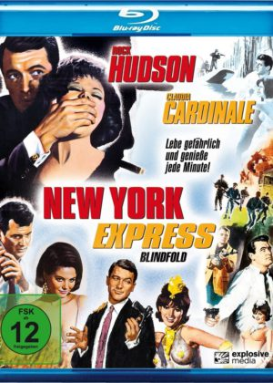 New York Express - BD Cover