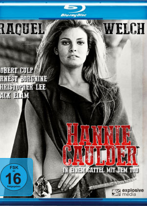 Hannie Caulder - BD Cover