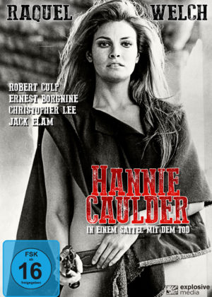 Hannie Caulder - DVD Cover