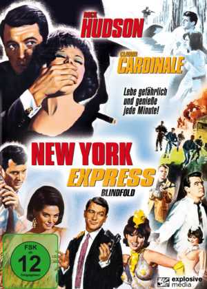 New York Express - DVD Cover