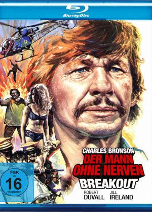 Der Mann ohne Nerven - BD Cover