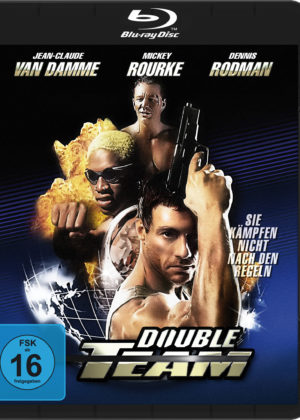 Double Team - BD Cover