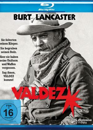 Valdez - BD Cover
