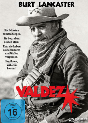 Valdez - DVD Cover