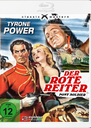 Der rote Reiter - Pony Soldier BluRay