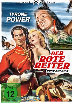 Der rote Reiter - Pony Soldier DVD