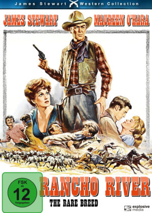 Rancho River DVD