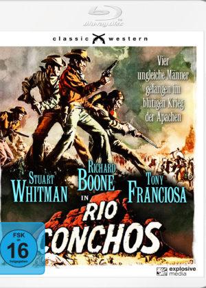 Rio Conchos BluRay