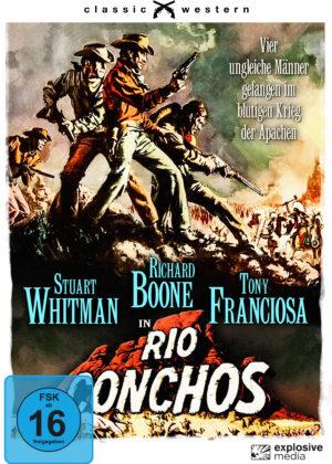 Rio Conchos DVD