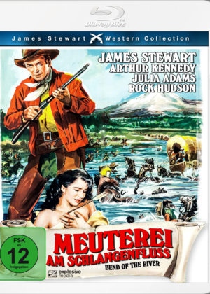 Meuterei am Schlangenfluss BluRay