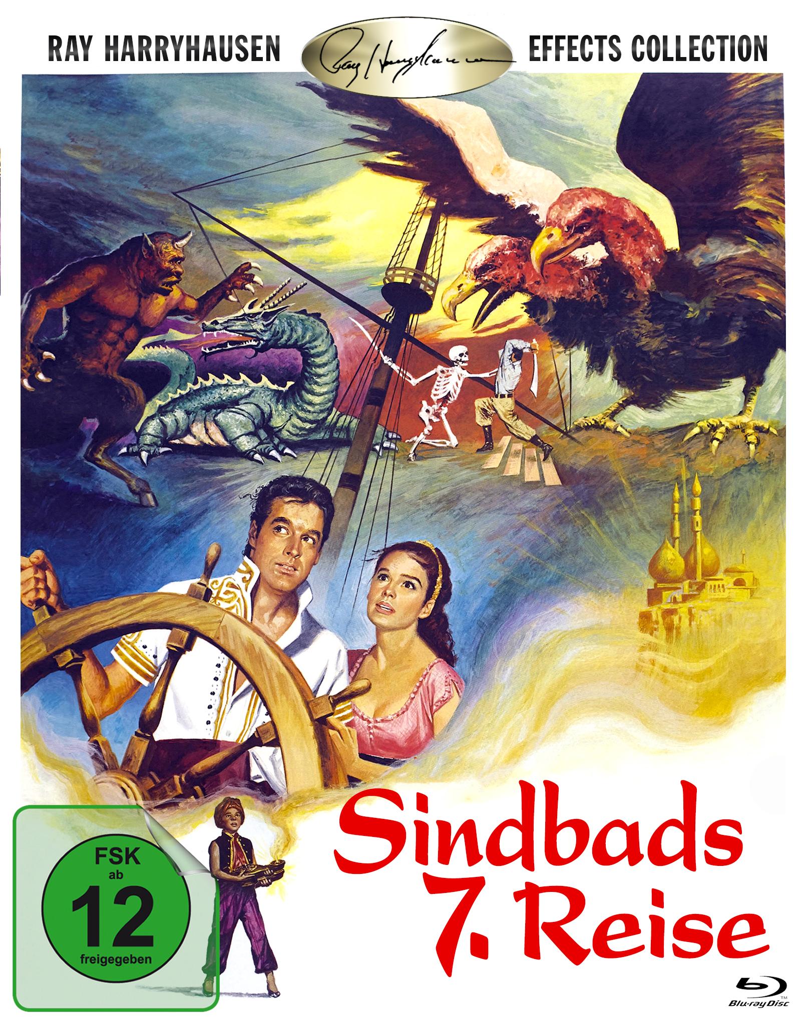 Sindbads 7. Reise