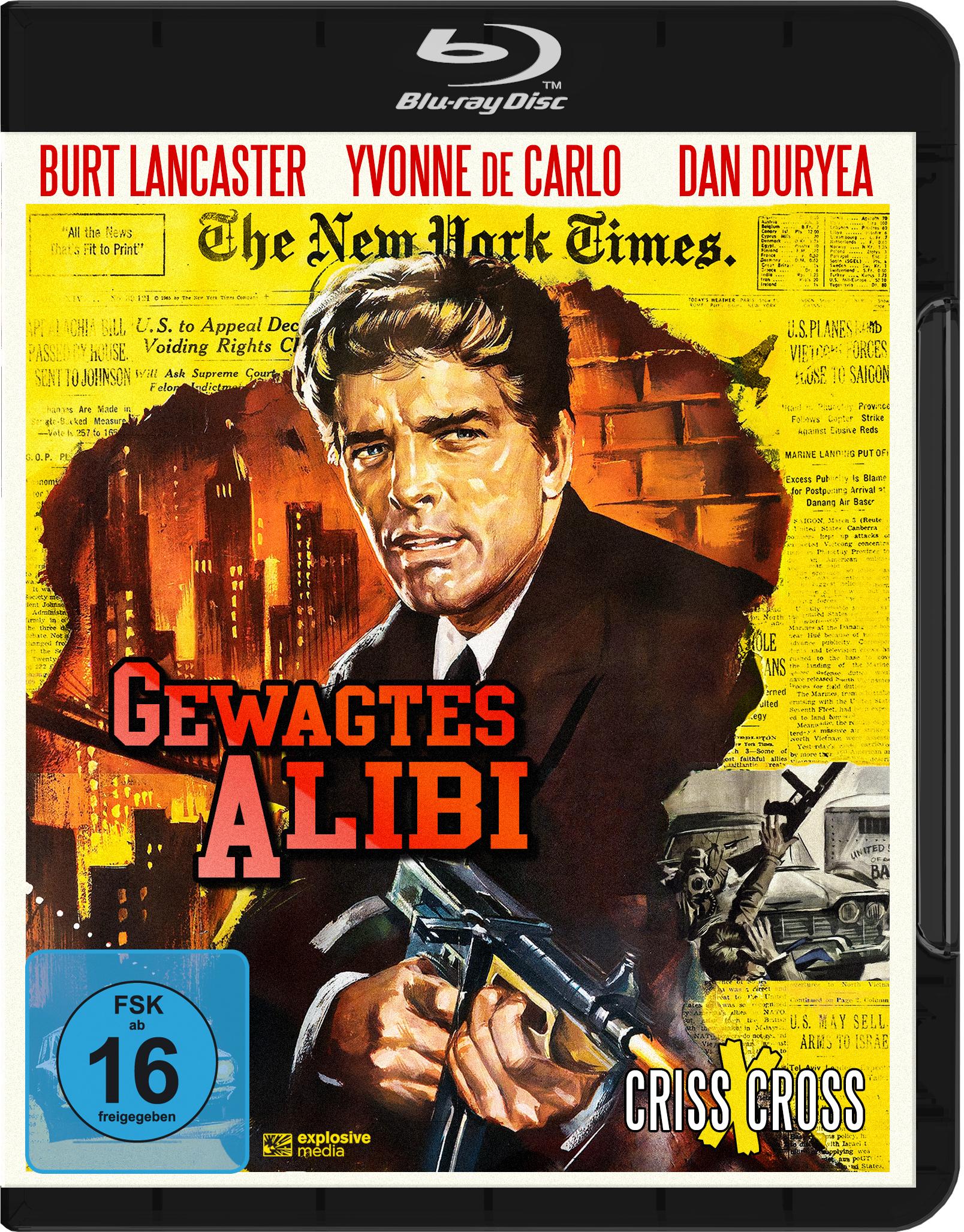 Der Kriegsfilm-Klassiker FÜNF GRÄBER BIS KAIRO sowie der Film-Noir Klassiker GEWAGTES ALIBI erscheinen am 11. Juni 2020 auf Blu-Ray und DVD